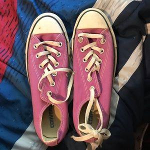 Purple CONVERSE WOMENS SIZE 9 Shoes